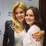Полина и Саша Мамаева