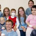 Актеры Физрука совместное фото с детьми