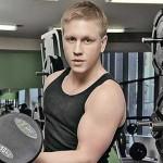 Андрей Крыжний и спорт