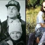 Нагиев и его жена Алиса Шер