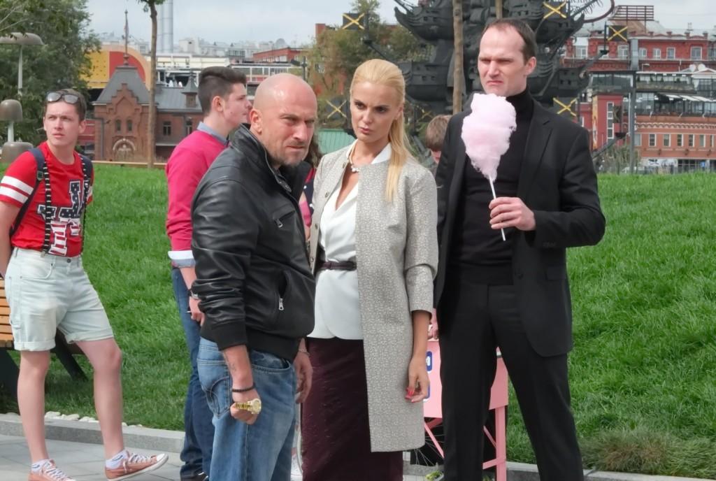 Вата в сериале Физрук 2 сезон