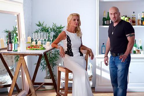 Физрук 2 сезон Олег и Лена
