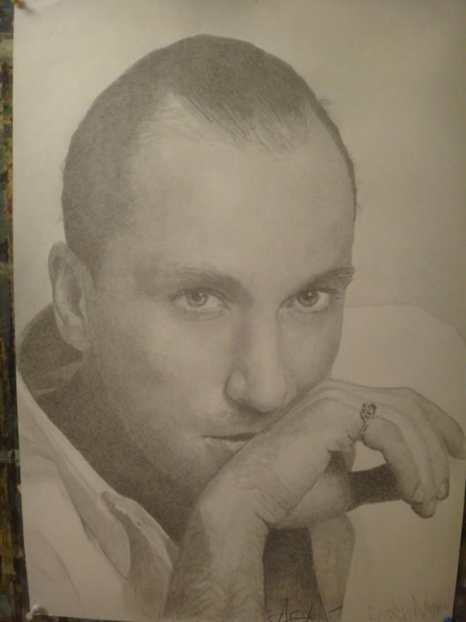 Дмитрий рисованный